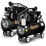 Компрессор 3-х поршневой, ременной ELAND WIND 100-3CB, 2,2 кВт, 100 л, 365 л-мин, 8 Атм