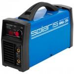 Инвертор сварочный Solaris MMA-204 + AK (220В,5-200А) (SOLARIS)