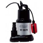 Погружной насос для грязной воды Elpumps CT 3674