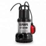 Погружной водяной насос для чистой воды ElPumps CT 4274 W